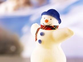 snowman - xmas